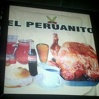 Photo taken at El Peruanito by Fernando C. on 8/13/2012