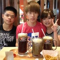 Photo taken at A&W by jene on 3/30/2012