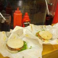 Photo taken at VietMac Riceburger by Hiếu H. on 7/28/2012