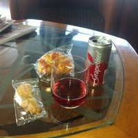 Photo taken at SAA Business Class Lounge - Domestic by Harald L. on 5/11/2012