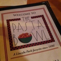 Photo taken at The Pasta Bowl by Carlos M. on 2/14/2012