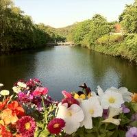 Photo taken at Korean Folk Village by Rick H. on 5/5/2012