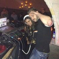 Photo taken at Cellar Bar at Bryant Park Hotel by DJ Deziner on 4/14/2012