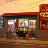 Photo taken at Chamuyera TangoClub by Daniel P. on 3/13/2012