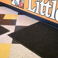 Photo taken at Little Caesars Pizza by Anne E. on 3/30/2012