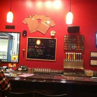 Photo taken at Tighthead Brewing Company by Sara C. on 2/23/2012