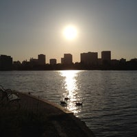 Photo taken at Lake Merritt by Chris on 5/25/2012