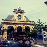 Photo taken at Gare de Namur by Loïc L. on 5/24/2012