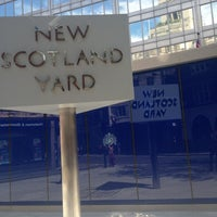 Photo taken at New Scotland Yard by Emanuel B. on 6/30/2012