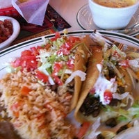 Photo taken at El Real Tex-Mex Cafe by Donna N. on 3/20/2012