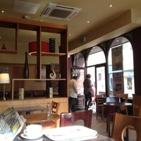 Photo taken at Costa Coffee by Adrian S. on 3/5/2012