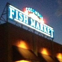 Photo taken at Columbus Fish Market by Michael G. on 3/3/2012