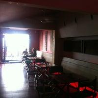 Photo taken at La Kosina by Jose Julian O. on 4/19/2012