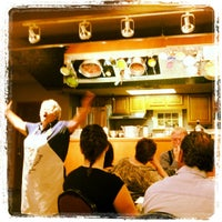Photo taken at The New Orleans School of Cooking by Nelson A. on 5/12/2012