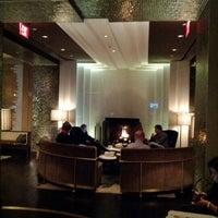 Photo taken at Kimpton Hotel Palomar Philadelphia by @KevinACarter on 2/29/2012