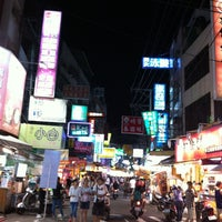 Photo taken at Fengjia Night Market by alex S. on 8/22/2012