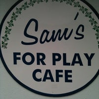 Photo taken at Sam's For Play Cafe & Catering by Linda R. on 6/2/2011