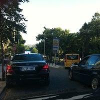 Photo taken at Abdi İpekçi Caddesi by Tarik A. on 6/18/2012