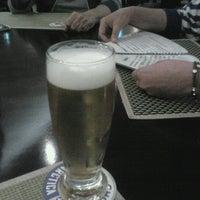 Photo taken at Senhora Pizza by Thalita B. on 7/22/2012