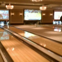 Photo taken at High Rollers Luxury Lanes & Lounge by Roger H. on 1/31/2012