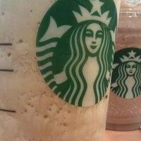 Photo taken at Starbucks Coffee by Vida M. on 3/16/2012