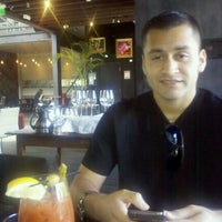 Photo taken at Orson Restaurant, Bar & Lounge by Monserrate G. on 10/2/2011