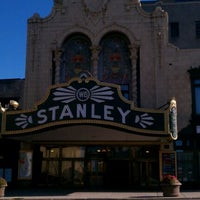 Photo taken at Stanley Center for the Arts by Kristi G. on 10/8/2011
