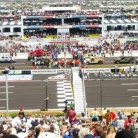 Photo taken at Pocono Raceway by zeusmannj on 6/10/2012