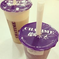 Photo taken at ChaTime (曰出茶太) by Kae Yen W. on 3/8/2012