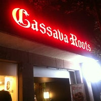 Photo taken at Cassava Roots by Arturo😃 R. on 6/10/2012