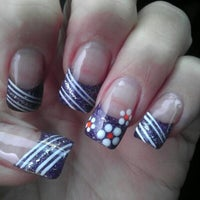 Photo taken at Nail Addiction by AndreaWalen.com on 8/23/2012