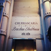 Photo taken at Churrascaria Tribeca by Lia b. on 5/16/2012