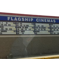 Photo taken at Flagship Cinemas New Bedford by Enrique F. on 5/24/2011