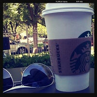 Photo taken at Starbucks by Miss V. on 9/17/2011
