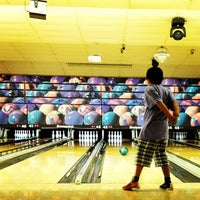 Photo taken at Facenda Whitaker Lanes by Carlos M. on 7/26/2012