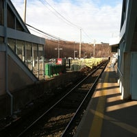 Photo taken at Metro North - Southeast Train Station by Justin on 12/25/2011