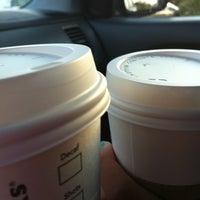 Photo taken at Starbucks by Tina M. on 3/12/2012