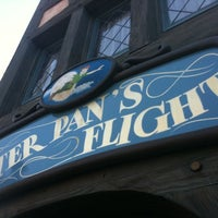 Photo taken at Peter Pan's Flight by Steven J. on 8/16/2012