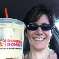 Photo taken at Dunkin Donuts by Kristin W. on 6/21/2012
