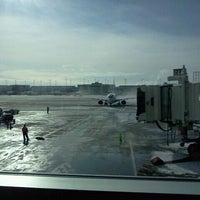 Photo taken at Gate C44 by Davaish S. on 12/5/2011