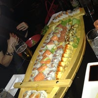 Photo taken at Hiro 88 by Matt H. on 1/7/2012