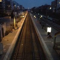 Photo taken at Gare d'Etterbeek / Station Etterbeek by Olivier B. on 3/3/2012