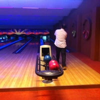 Photo taken at Lanna Bowling - Chiang Mai by MonKeynIghT on 5/8/2012