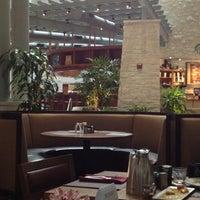 Photo taken at Hilton Austin Airport by Christina J. on 3/12/2012