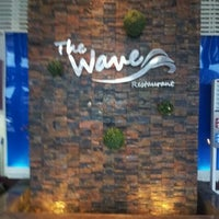 Photo taken at The Wave Restaurant by แบตเตอรี่ ชีวิต on 6/10/2012