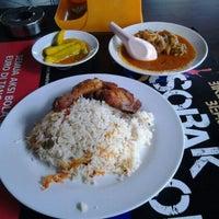 Photo taken at Restoran Taj Point by Mohd Faizal on 7/2/2012