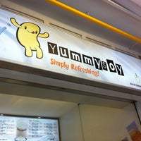 Photo taken at YummySoy by Derrick on 11/19/2011