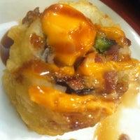 Photo taken at Sushi Yama by Tim M. on 3/31/2011