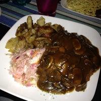 Photo taken at Hildegard's German Cuisine by Rick G. on 6/30/2012