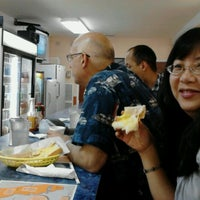 Photo taken at Latin Cafe on the beach by Brandon W. on 3/21/2012